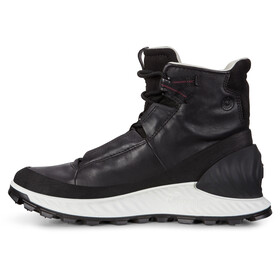ECCO Exostrike Boots Men Black/White